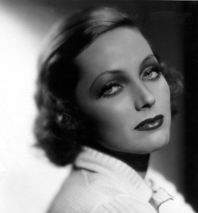 adrienne ames 1930s makeup