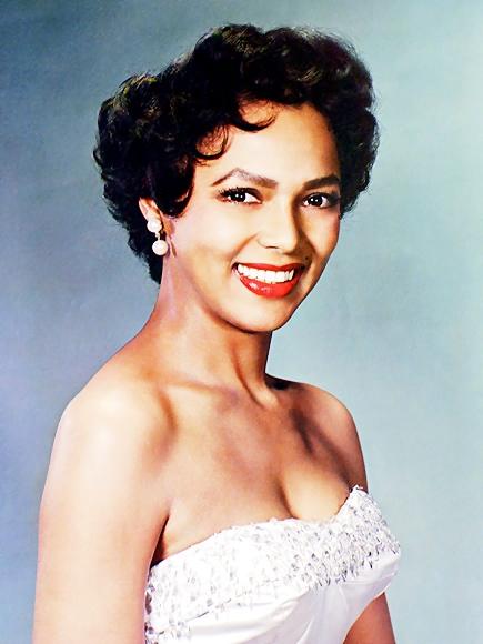 Dorothy Dandridge Spit Curls Bobby Pin Blog Vintage