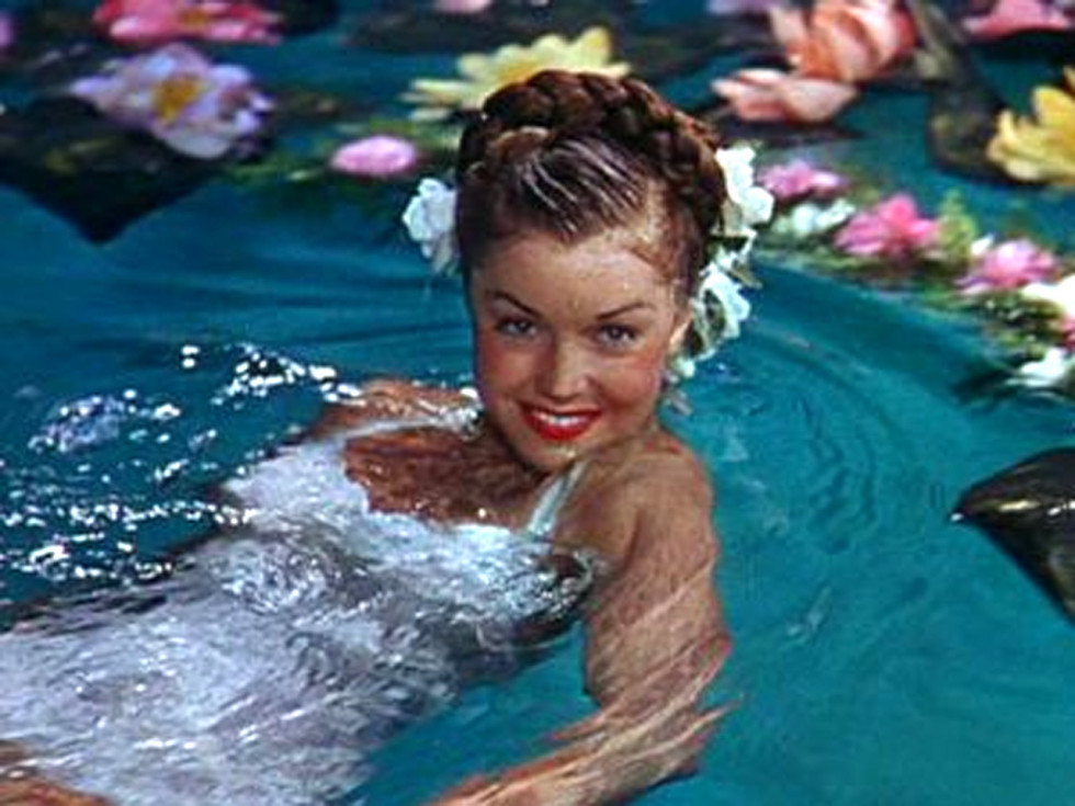 My Goal Before Viva Esther Williams Swimming Hair Bobby Pin Blog Vintage Hair And Makeup