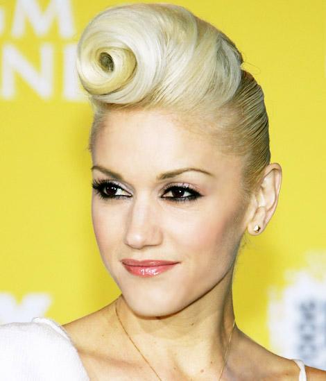 Gwen Stefani Hairstyle Tutorial