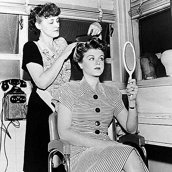 Vintage Hairstylists And Salons Around The Globe