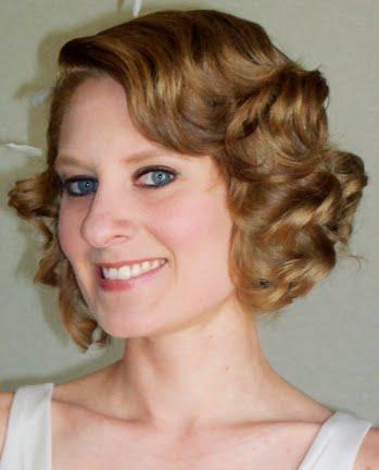 Admirable Vintage Waves Bobby Pin Blog Vintage Hair And Makeup Tips And Short Hairstyles Gunalazisus