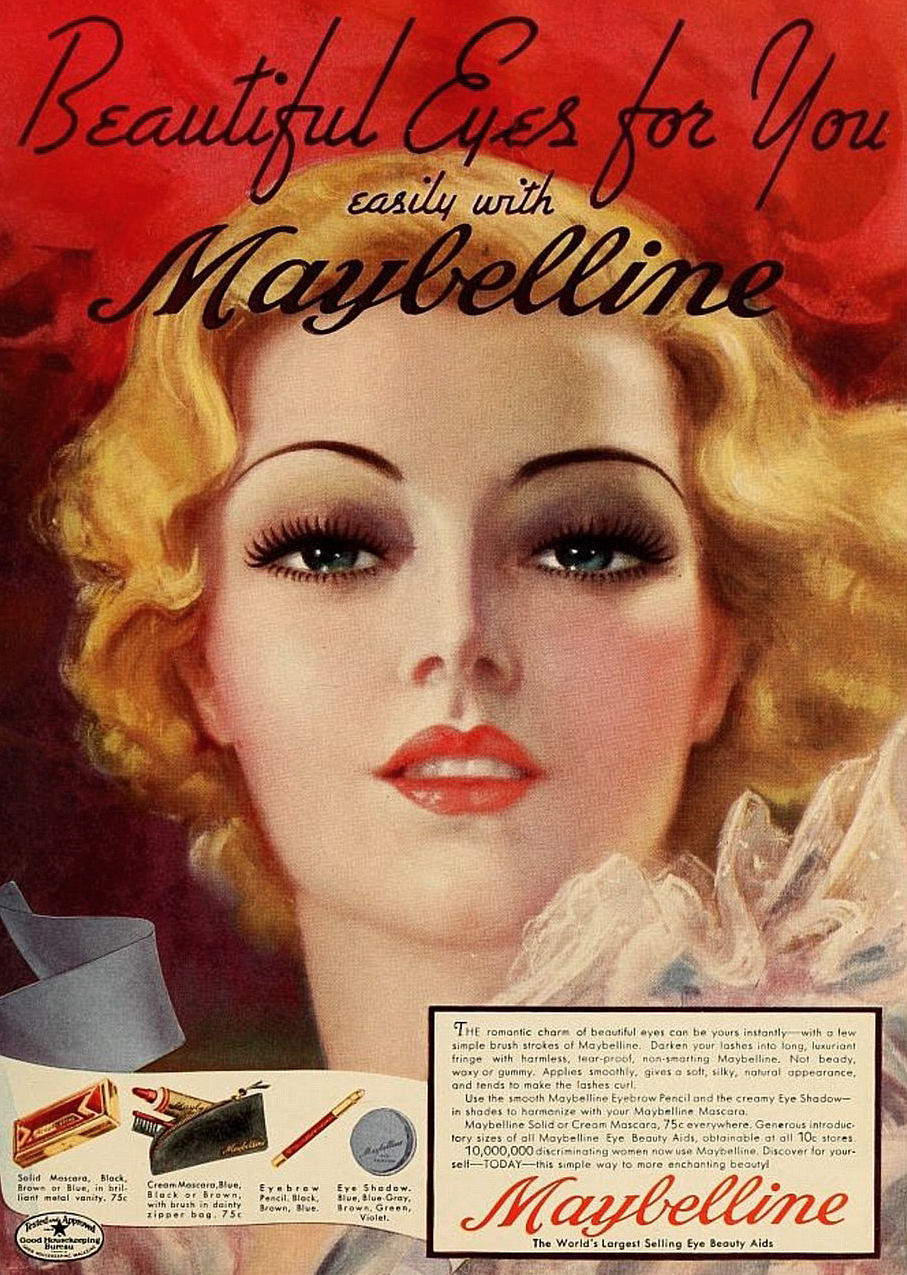 What Makeup Color Should You Have Worn In The 1930s