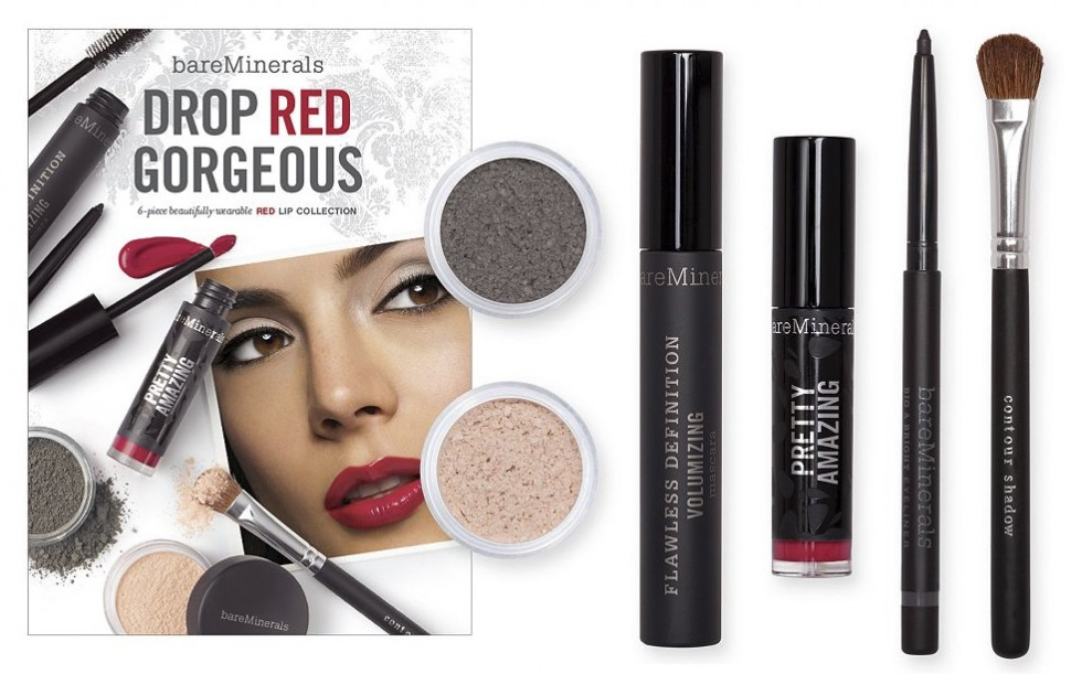 Gift Idea – Bare Minerals Perfect Pinup Makeup Kit