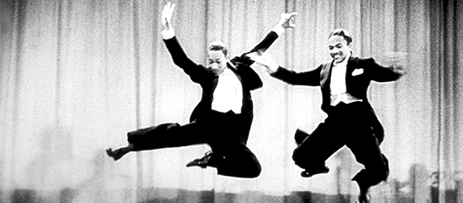 Nicholas-Brothers-Stormy Weather tap Dance Number