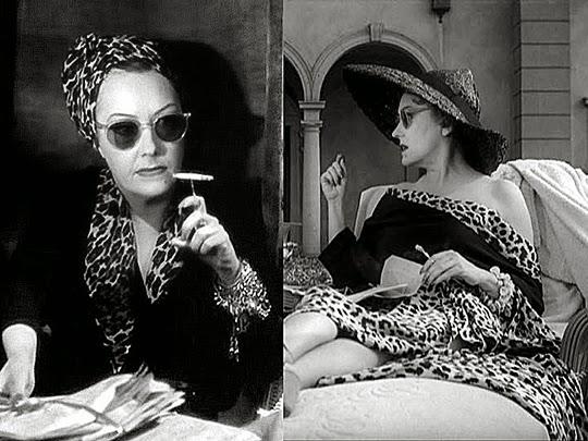 Gloria-Swanson-leopard-print-vintage-sunset-blvd