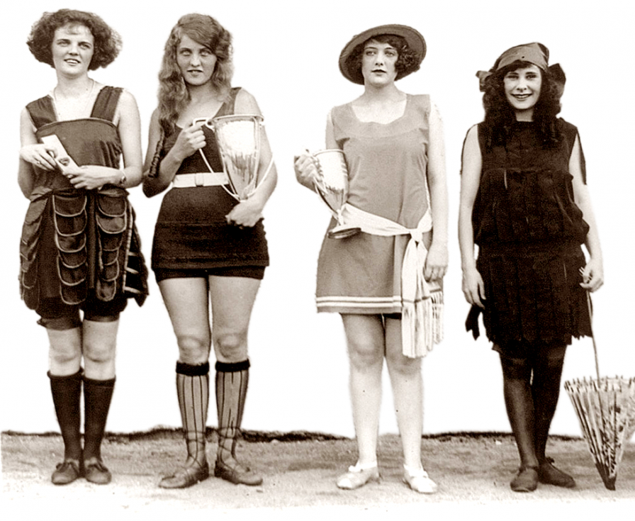 1922 Beauty Pageant
