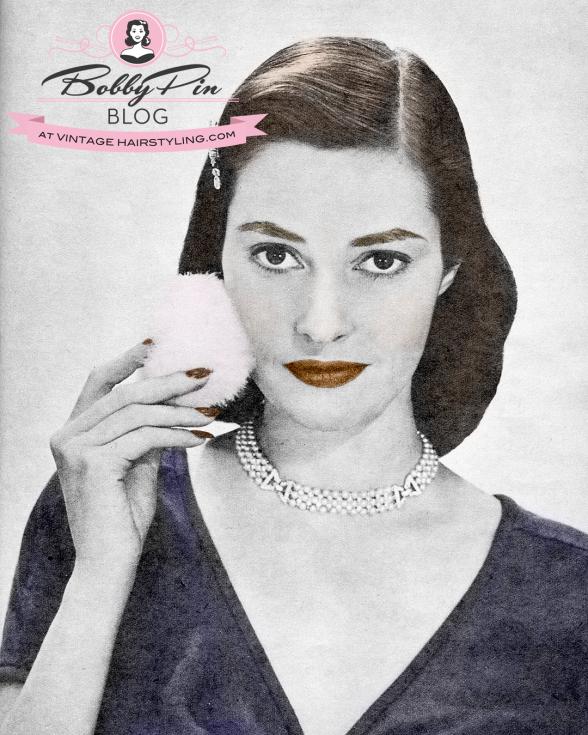 Vintage_contouring_Makeup_1950s_pinup_powder_puff