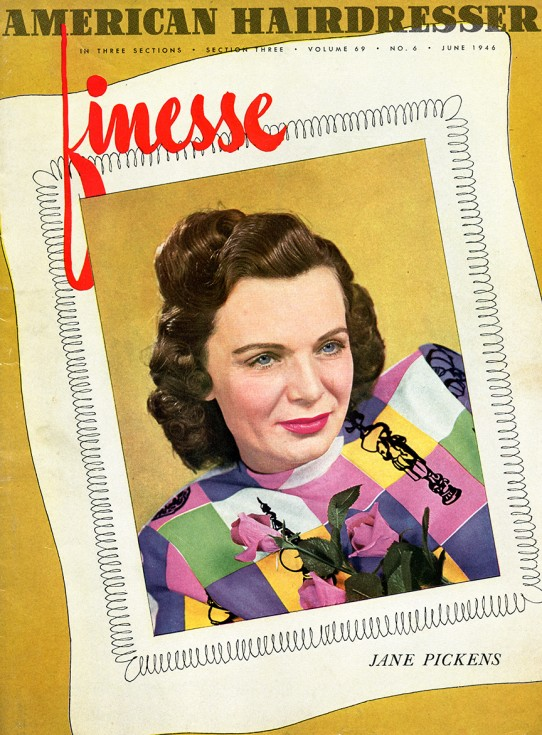 1946 American Hairdresser Cover