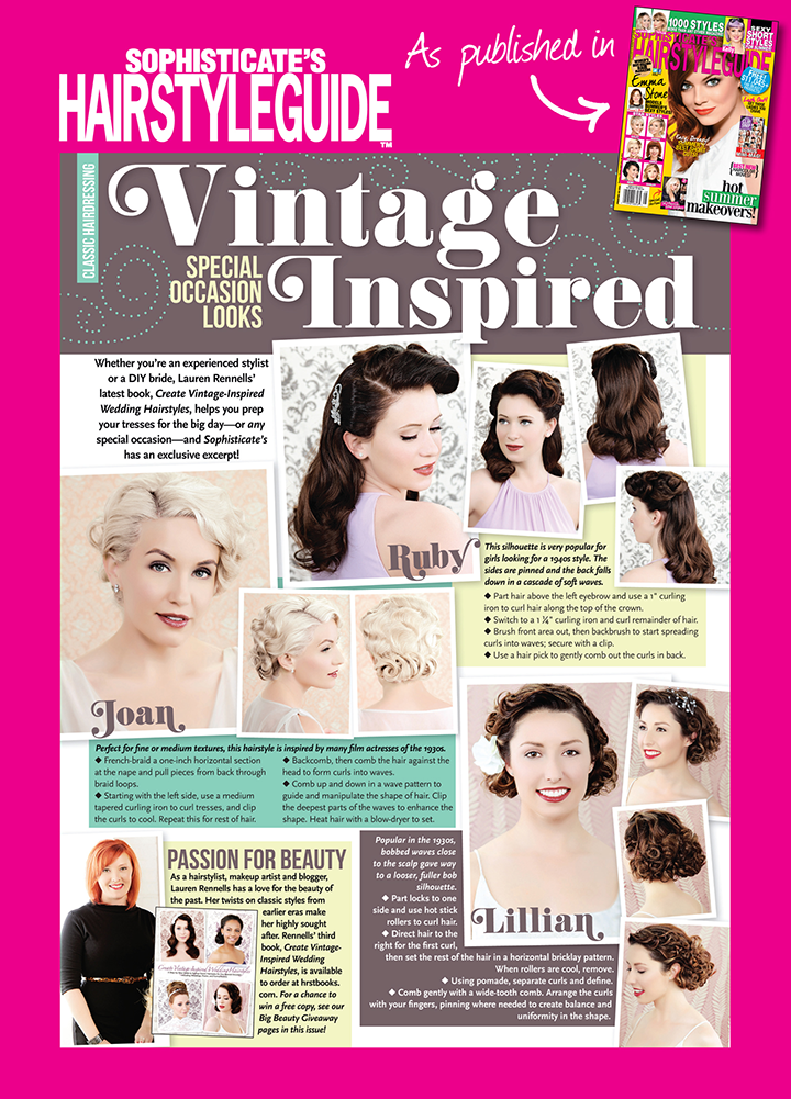 Contest To Win From Sophisticates Hairstyle Guide Bobby Pin Blog