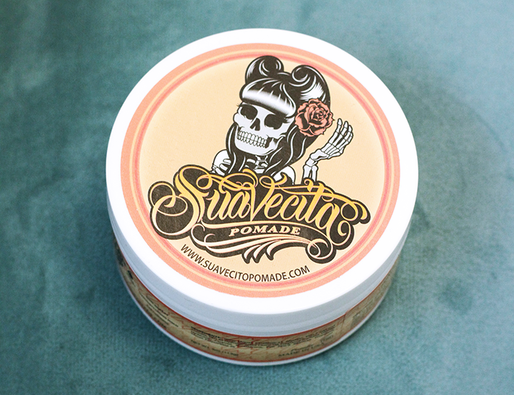 Suavecita Pomade hairstyling product for women