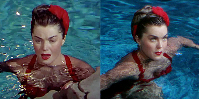 Hair Tips for Poolside Beauty Inspired by Esther Williams - Bobby ...