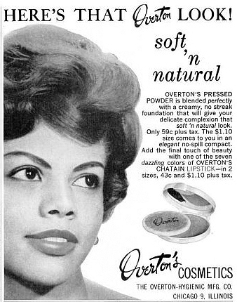 Vintage Makeup For Darker Skin Tones Foundations And Face Powders