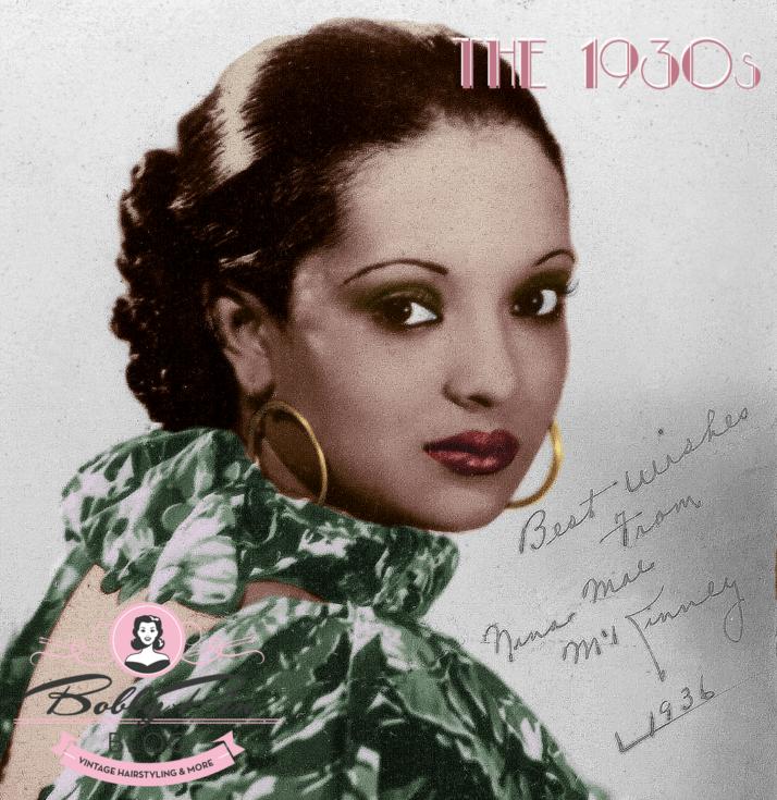 Vintage Makeup For Darker Skin Tones