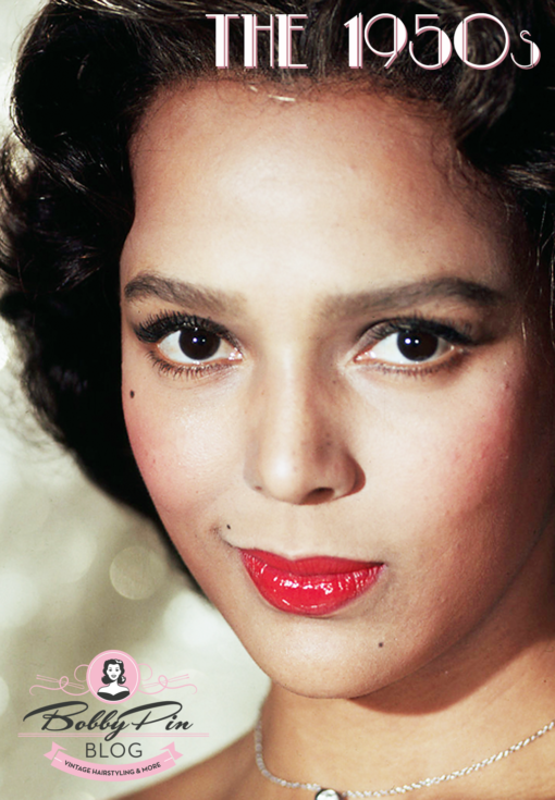 Dorothy Dandridge-african-american-actress-1950s-makeup