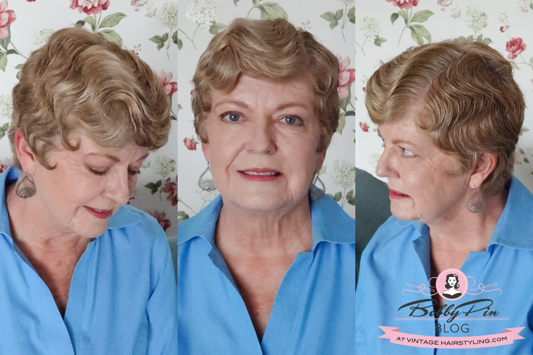 Wedding Hairstyles Mother Of The Bride: This Mother Of The Bride With Short Hair Beautifully