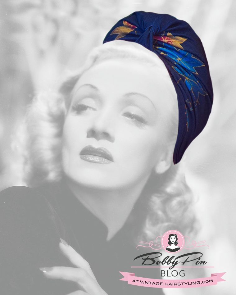 pinup_girl_clothing_turban_vintage_hat