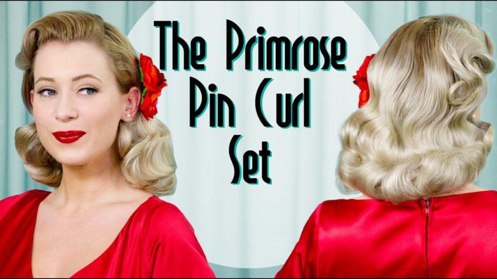 Vintage wet set with the primrose pin curl set bobby pin blog vintage wet set with the primrose pin curl set urmus Gallery