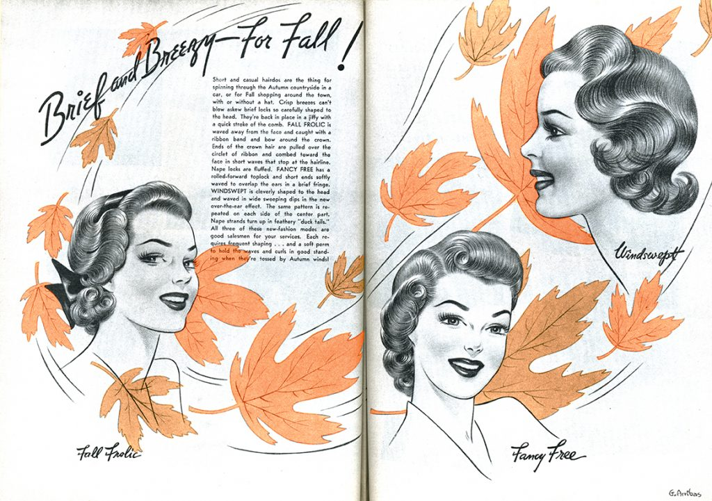 Your Vintage Fall Hair And Make Up Guide Bobby Pin Blog Vintage