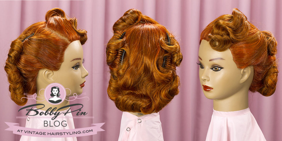 Evening Glamor 1940s Hairstyle Tutorial