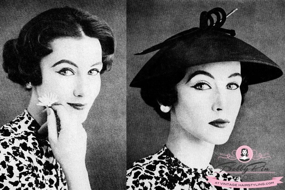 Bobby Pin Blog Vintage Hair And Makeup Tips And Tutorials