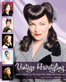 Vintage Hairstyling: Retro Hairstyles with Step-by-Step Techniques